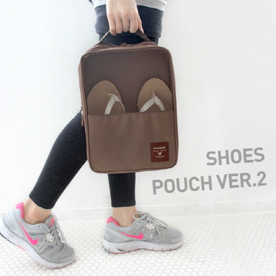 SHOES POUCH VER.2 ����� �Ź� �Ŀ�ġ