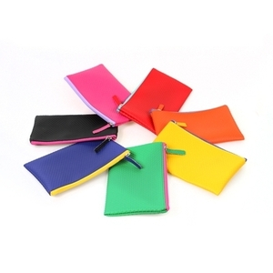 Simple Block Pouch 7color
