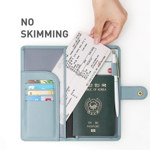 THE JOURNEY NO SKIMMING passport ver.3